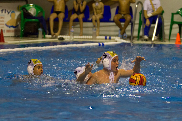 January 2nd, 2012 - Alcorcon (1) - Canoe (10)